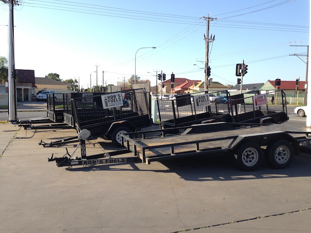 trailer hire findon