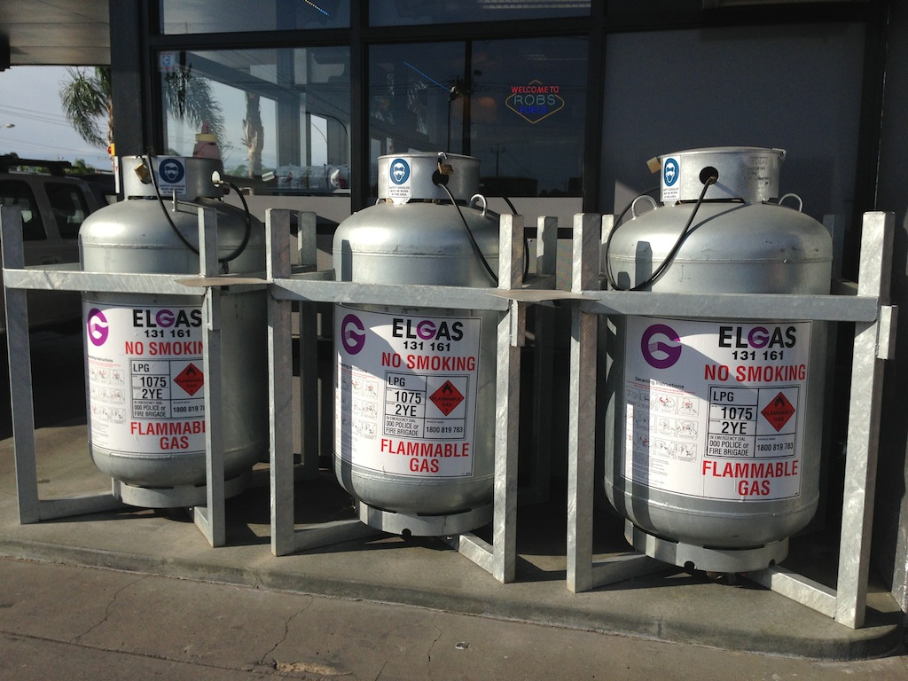 gas bottle refills adelaide