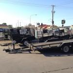 trailer hire findon